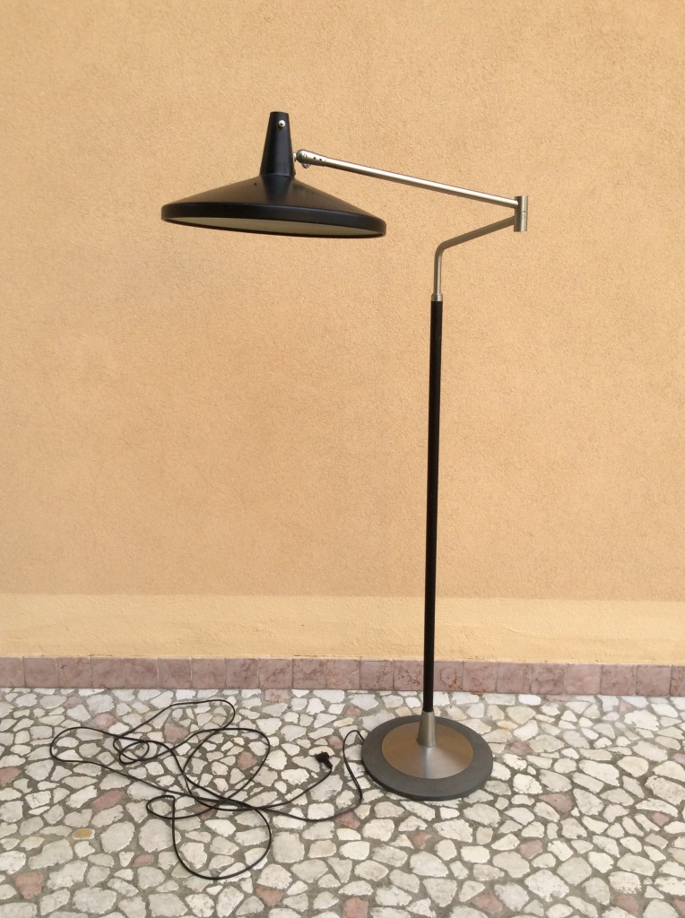 Stilnovo-floor lamp  1950